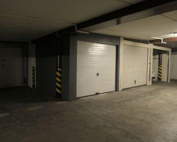 Predaj - garáž v polyfunkčnom objekte na Zámockej ul/BA I.