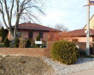 Lukratívny rodinný dom 140 m2 ,Mýtne Ludany okres Levice. CENA: 179 000,00 EUR