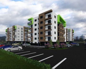 1 izbový byt Žilina Bytča NA KĽÚČ na predaj - exkluzívne v Rh+