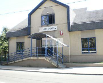 Predaj rodinného domu / administratívneho sídla v Novákoch