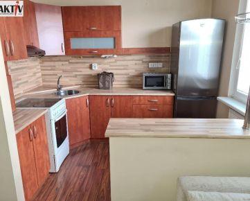 =PAKTIV= PRENÁJOM moderne zrekonštruovaného  1-izbového bytu.