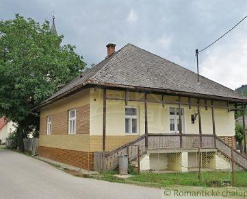Dom vhodný na chalupu v obci Kobeliarovo