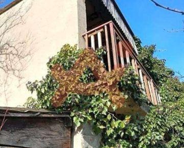 Predám chatu_a pozemok v lokalite Branč (ID: 101936)