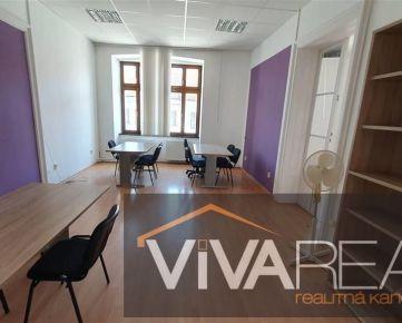 VIVAREAL* SUPER CENA !!! Prenájom 3 kancelárií, výmera 91 m2, Pešia zóna, vhodné ako sídlo firmy,Hla