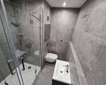 !NOVINKA NA REALITNOM TRHU! 1 izbový byt s veľkou loggiou a pekným výhľadom, NOVÁ kompletná rekonštrukcia