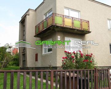 GARANT REAL - EXKLUZÍVNE predaj rodinný dom na Šidlovci, pozemok 817 m2, Prešov