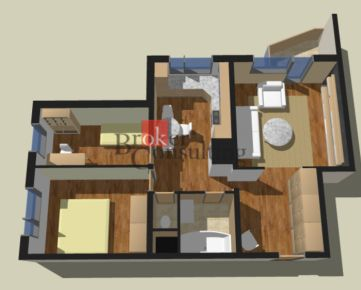 3 izbový byt Devínska Nová Ves na predaj