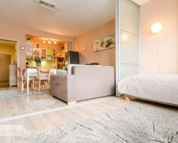 BUDATÍNSKA, 1-i byt, 54 m2 - VLASTNÝ KOTOL, novostavba, NÍZKE NÁKLADY, investičná príležitosť