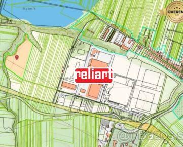 Reliart»Strečno:Na predaj priemyselný pozemok s rozlohou 30000m2