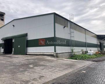PRENÁJOM: Skladovo - výrobné HALA, 2. 500 m2, Banská Bystrica