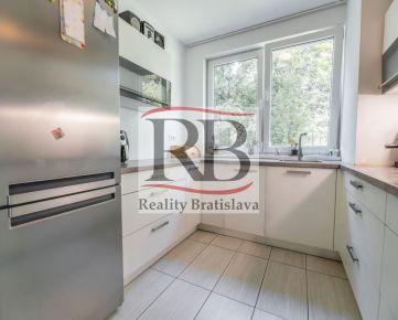 3izbový byt v 4-ročnej novostavbe na Trnávke na ulici Na Križovatkách