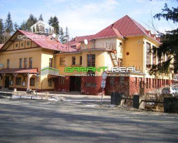 GARANT REAL - predaj komerčný objekt, multifunkčná budova, 4056 m2, Poprad, Kvetnica