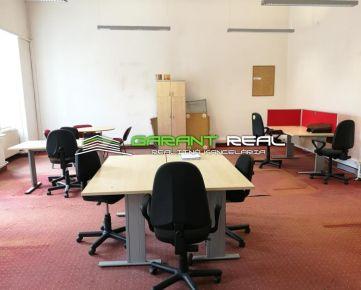 GARANT REAL - prenájom 3 x kancelársky, komerčný priestor, 100 m2, Hlavná ulica, Prešov