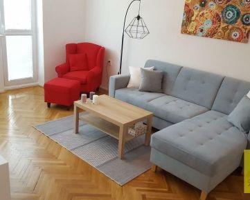 FOR RENT 2-rooms FLAT, balcony, Košice Tyršovo nábrežie