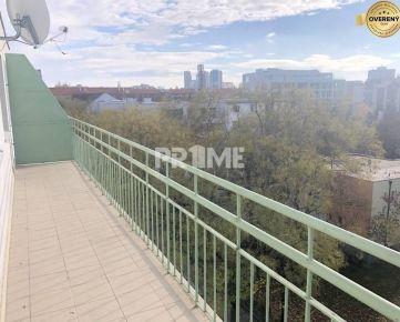 Pekný 2i byt, rekonštrukcia, terasa, Budyšínska ul., Nové Mesto