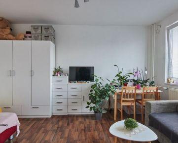 Predané/ 1 izbový byt s lodžiou na 5. poschodí na ulici Jiráskova