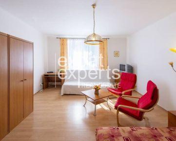 Priestranný, tichý 1. izbový byt, 41 m2, Prievozska ul. , Nivy, BA II