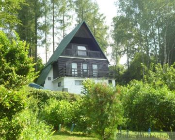 Útulná chata na Domaši, časť Poľany -  Monika