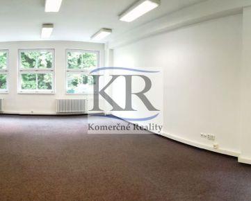 67,5 m2 Administratívne priestory na PRENÁJOM, Trenčín - centrum