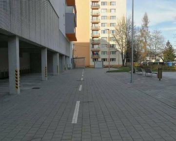 Predaj : Kryté parkovacie miesto v komplexe Rudiny II