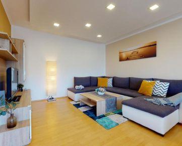Agátova - 3-izb. byt, dva balkóny, samostatné vykurovanie
