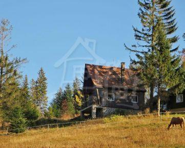Chata s pekným výhľadom v Slovenskom raji