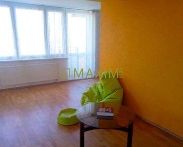 TOP NOVOSTAVBA Veľký 1- izbový byt s balkónmi na Tomášikovej ulici