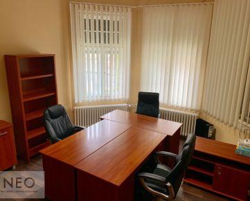 NEO- kancelárske priestory v centre Trnavy