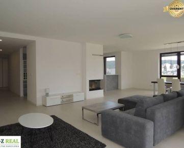 Prenájom 4 izb. bytu v Starom Meste, v novej vile na Hriňovskej ulici