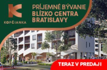 Príjemné bývanie v Petržalke v blízkosti centra