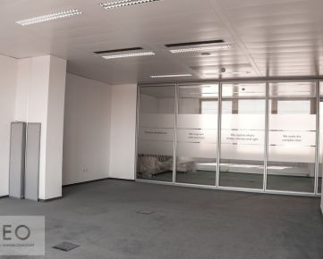 NEO- administratívne priestory s výmerou 323,4m2 v Galvaniho Business Centre III