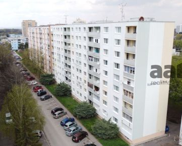 REZERVOVANÉ - AARK: 3-izbový byt, Jozefa Gregora Tajovského, Trnava - Prednádražie