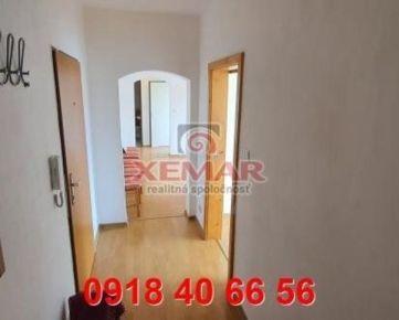 Na predaj 3i byt v širšom centre Zvolena