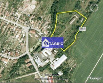 2745TT - Kúpime pozemok 600 - 1200 m2 pre výstavbu ČS PHM
