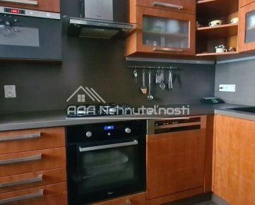 Na prenájom zariadený 3-izb. byt v BA, ul. Hany Meličkovej,71 m2
