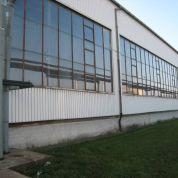 Skladový objekt 950m2, čiastočná rekonštrukcia