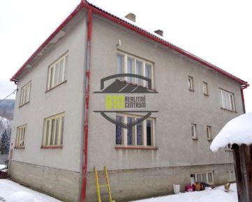 Veľký dom na bývanie alebo vhodný ako ubytovacie priestory...