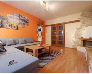 REKONŠTRUKCIA, 3 izbový byt B.Bystrica, Sásová, VNKS, 70 m2 + loggia