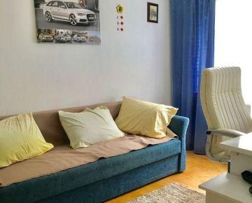 REZERVOVANÉ : 2 spálňový byt pre 2 osoby pri Tescu