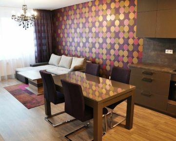 NA PRENÁJOM : Novostavba ARBORIA luxusne zariadený 2 izbový byt s parkovacím miestom