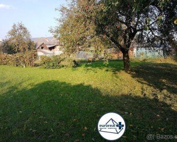 Pozemok na výstavbu RD, Nižná Kamenica