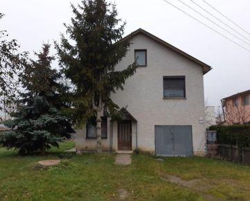 Rodinný dom Malá Ida