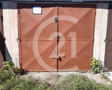 Predám garáž na Hronskej Luník II