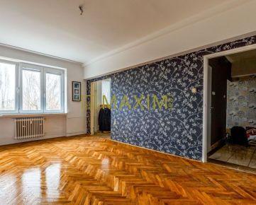 1,5 -izbový byt na Kadnárovej ulici po rekonštrukcii