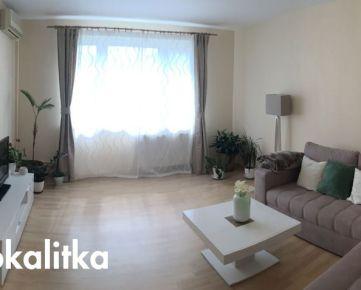 NA PRENÁJOM: 3-izb byt, Ľanová ulica, Bratislava - Ružinov