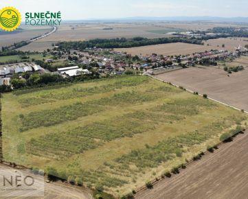 Slnečné pozemky – Cífer (Pác) - Pozemky pre rodinné domy