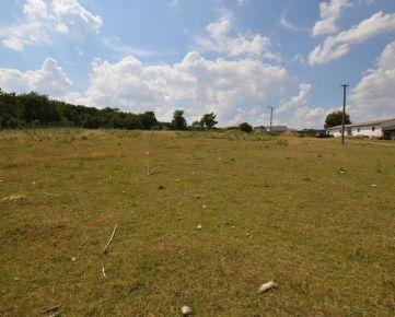 Rozsiahly stavebný pozemok NITRA - Párovské Háje