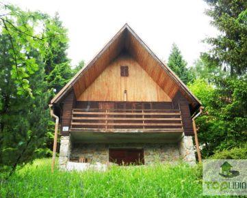 TOP Living: Ponúkame rekreačnú chatu na Donovaloch!!!