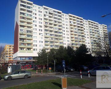 PRENÁJOM- pekný 2-izbový byt s loggiou na Mánesovom námestí vo vyhľadávanej lokalite na začiatku Petržalky