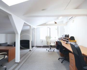 Lukratívne kancelárske priestory v Ružinove - 200,86 m2 alebo 270,66 m2
